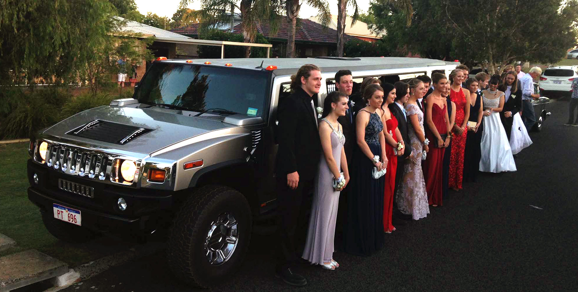 Limousine School Ball
